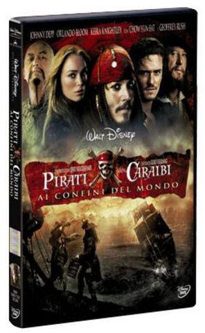 Ai Confini Del Mondo, Pirati Dei Caraibi