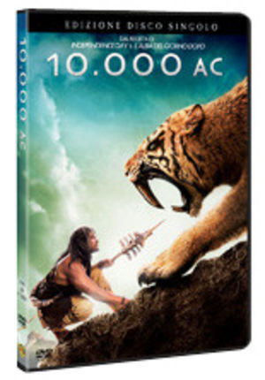 10.000 A.c. In Blu Ray Disc