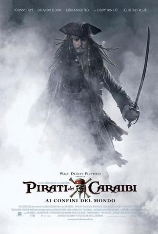 I pirati dei caraibi-ai confini del mondo