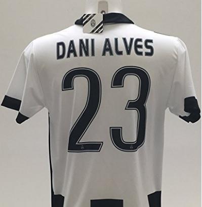 Maglia Calcio Dani Alves Della Juventus