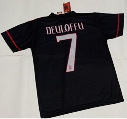 Squadra Milan Deoulofeu Maglia Bambino