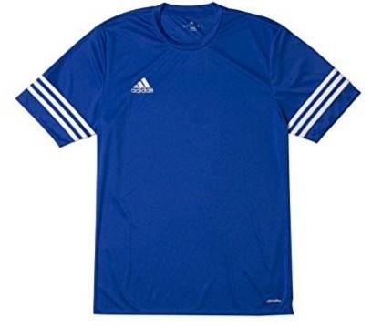Maglia Squadra Calcio Adidas Blu