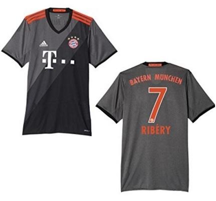 Maglia Adidas Fcb Bayern Mocano Ribery