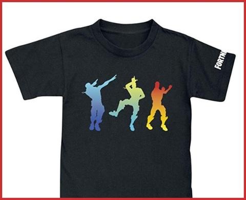 Maglietta Fortnite Bambino 10 Anni