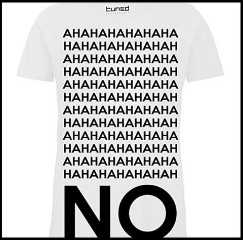 Maglietta Divertente Per Donna Ironica