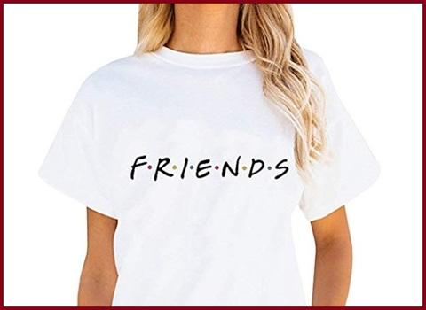 T shirt serie tv bambini
