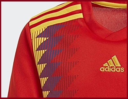 T Shirt Originale Spagna Mondiale 2018