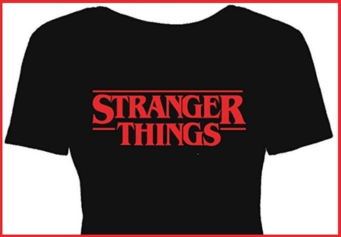Maglietta stranger things unisex