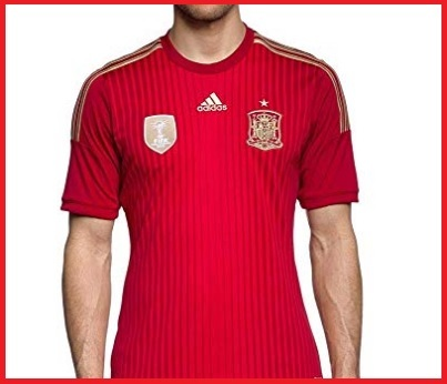 Magliette Mondiali Calcio Spagna