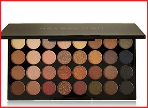Make Up Revolution Palette Ombretti