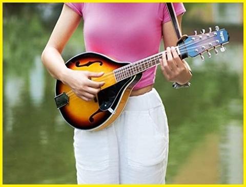 Mandolino strumento musicale