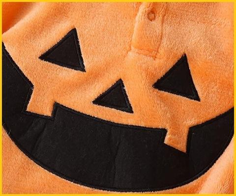 Mantello Halloween Zucca
