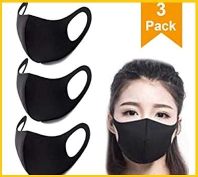Mascherine antipolvere bocca