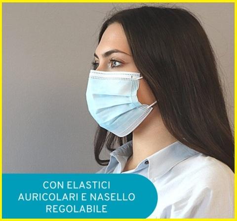 Mascherine protettive respirazione