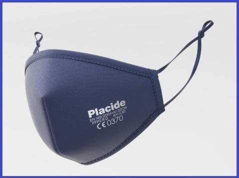 Mascherine Lavabili Blu