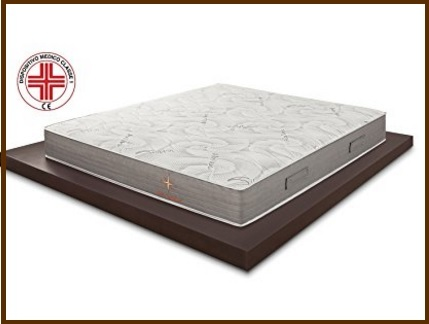 Materasso Matrimoniale In Memory Foam Full 3d