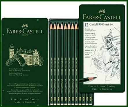 Matite Da Disegno Faber Castell