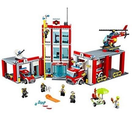 Caserma Dei Pompieri Lego City