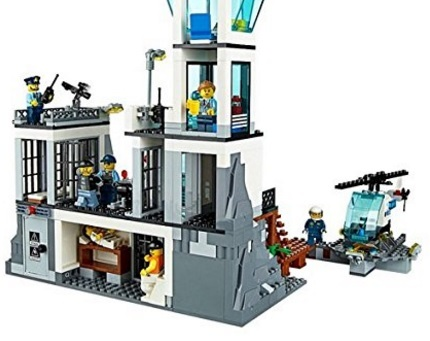 Lego City Caserma Polizia