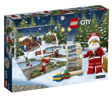 Lego City Costruzioni Di Natale
