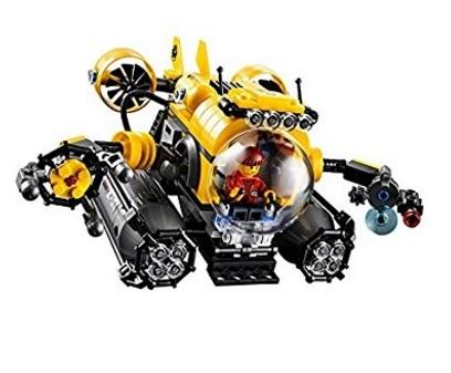 Lego City Sottomarino Completo
