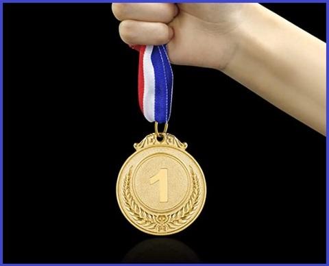 Medaglie Sportive Metallo