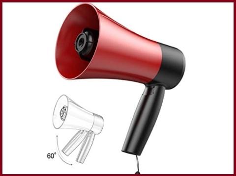 Megafono Bluetooth Altoparlante