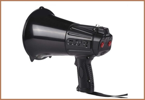 Megafono Professionale 160 Watt