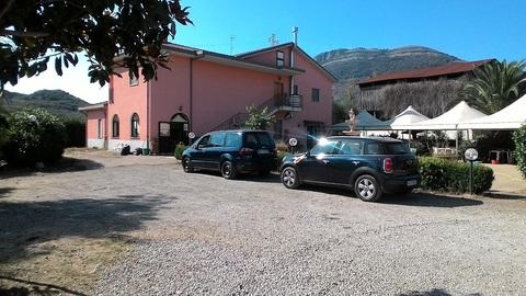 Salerno giffoni sei casali vendesi agriturismo