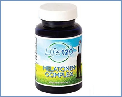 Melatonina Life 120