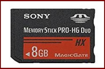 Memory stick pro duo sony 8 gb | Grandi Sconti | Memory Stick