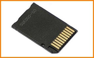 Akord adattatore per memory stick pro duo