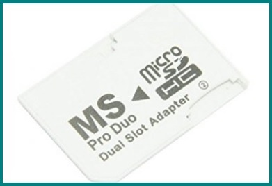 Memory stick adapter sd | Grandi Sconti | Memory Stick