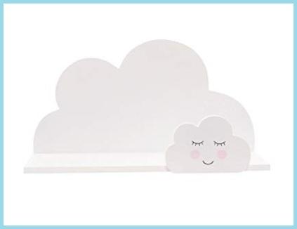 Mensole nuvoletta