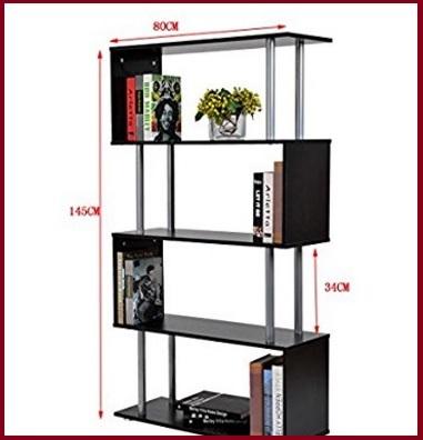Mensole Ufficio Design, Stabile Libreria