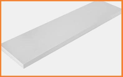 Mensola in legno su misura, tradizionale a scomparsa