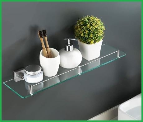 Mensole Per Bagno Vetro.Mensole Bagno Vetro Satinato Sconto Del 45 Mensole Bagno