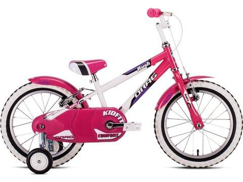 Bicicletta rush future 16''