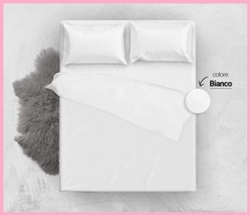 Biancheria casa lenzuola