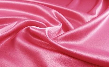 Raso al metro rosa