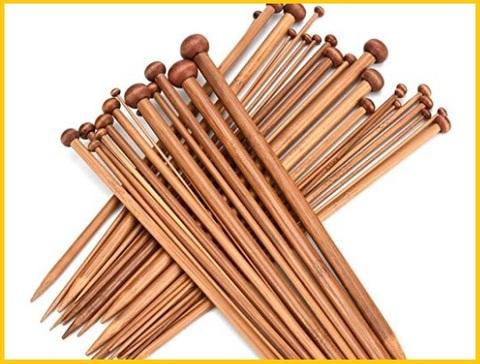 Ferri Per Maglia Bambu