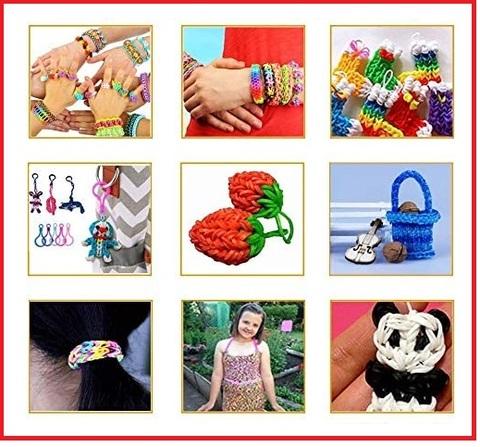Elastici per braccialetti kit