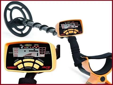 Metal Detector Garrett 250