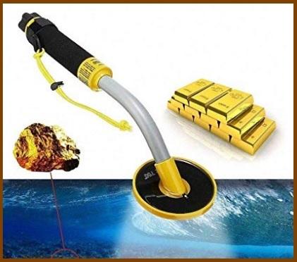 Metal detector subacqueo accessori