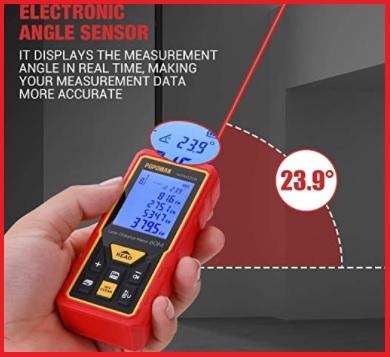 Misuratore elettronico distanza