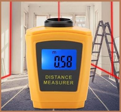 Misuratore distanza ultrasuoni