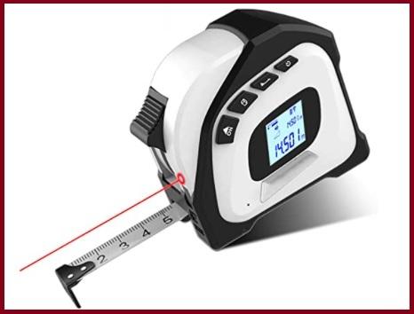 Metro laser da 50m misuratore distanza