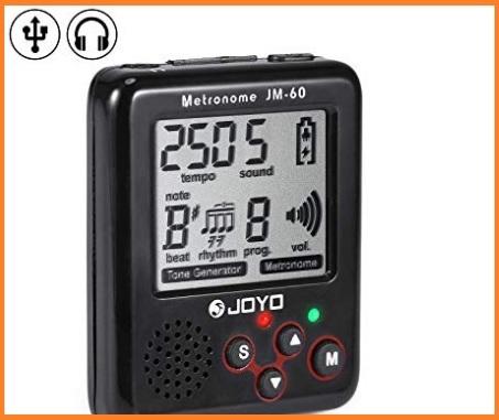Metronomo digitale per batteria
