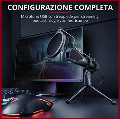 Microfoni da gaming per pc
