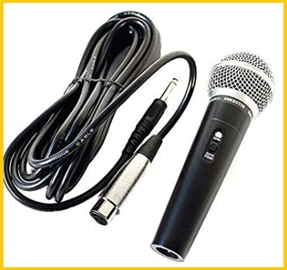 Microfoni per karaoke